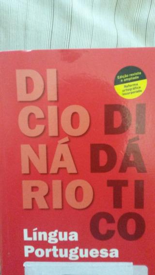 Dicionário Didático Língua Portuguesa