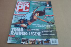 Lrv Egm Pc 9 / Tomb Raider Legend / Call Of Duty / Poderoso