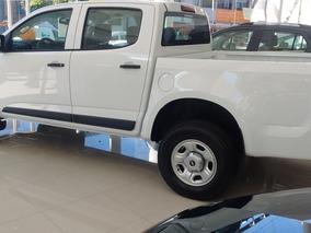Chevrolet S10 0km Ls 4x4 Cabina Doble Ent Ya!!