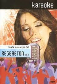 Karaoke - Reggaeton Vol. 2 Dvd - U