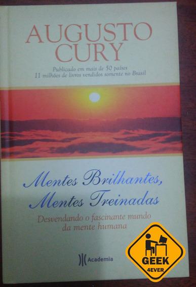 Mentes Brilhantes Mentes Treinadas Livro Augusto Cury