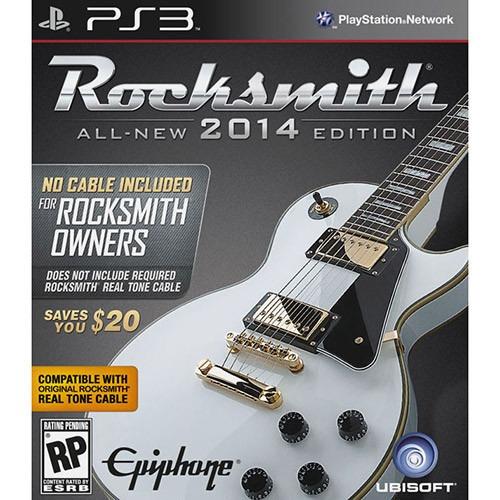 Rocksmith 2014 Edition - Ps3 - Original - Psn