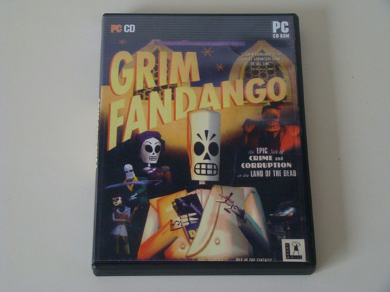 Grim Fandango - Pc