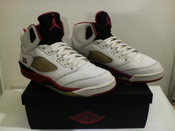 Tenis Nike Air Jordan V 5 Infrared Chicago Bulls 11us 29cm 9