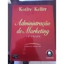 Livro Administração De Marketing 12ª Ed.
