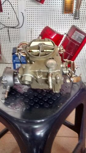 Carburador Chevrolet 2 Bocas Nuevo Marca Valley Forge