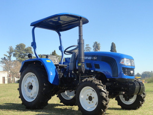 Tractor Foton Europard Ft 354 Tractores Maquinaria Agricola
