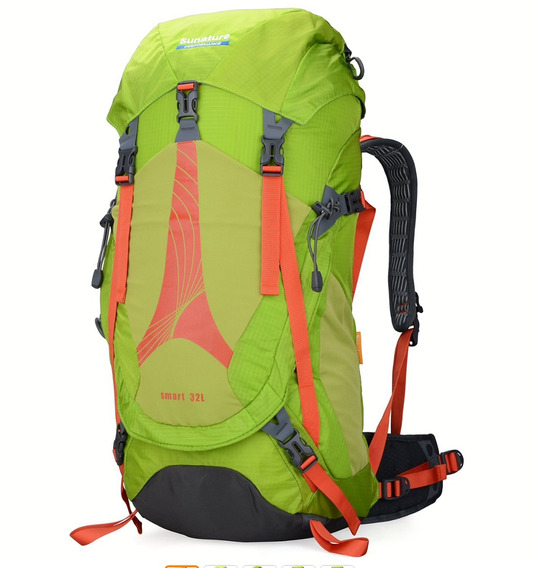 Backpack Mochila Alpina Camping Excursion Montaña Impermeabl