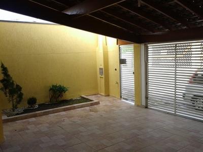 Casa Térrea Vila Villa Branca Jacareí Sp - 3 Dormitórios - 179