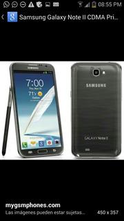 Samsung Note 2 Cdma 8mp Android 4 Desbloqueada