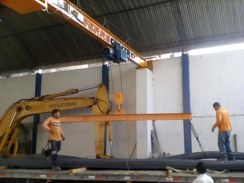 Fierro Corrugado Construccion De 1,3/4 ,5/8 ,1/2 ,3/8, 8m,6m
