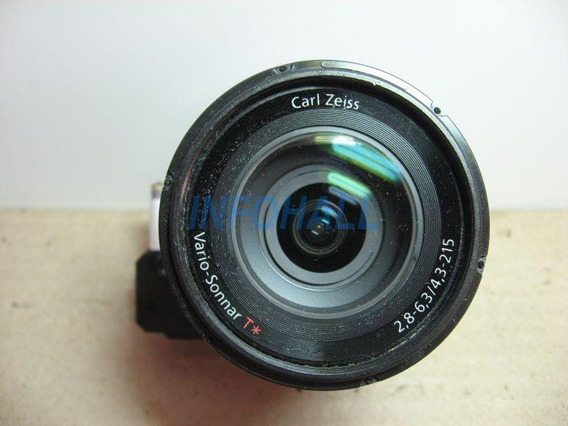 No Estado Bloco De Lente Hx400v Sony Carl Zeiss Vario-sonnar