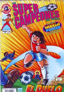 Cómic Super Campeones Editorial Toukan Muchos Números Disp.