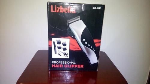 Maquina De Afeitar Cabello-barba Profesional Lizbella