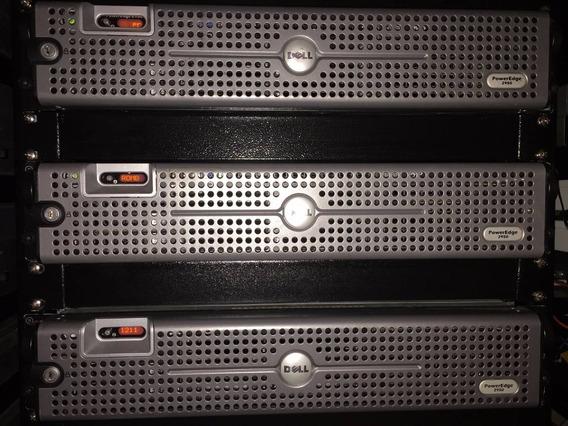 Dell Poweredge 2950 - 2x Quad 2.3ghz 32gb Memoria