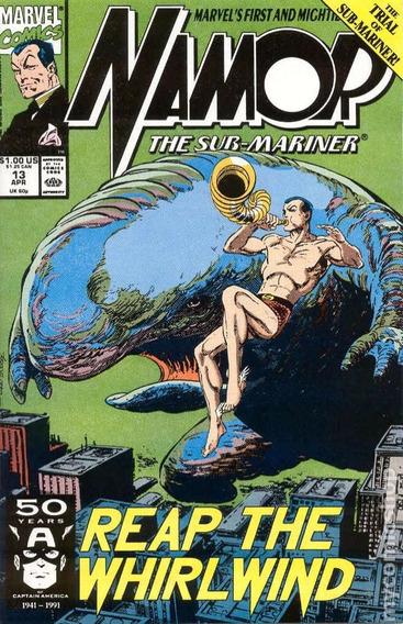 Marvel Namor The Sub-mariner - Volume 13