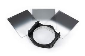 Kit 3 Filtros Cokin Nd Gradiente + Suporte + Anel