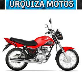 Moto Street Motomel Cg 150 S2 Base 0km Urquiza Motos