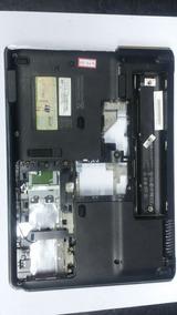 Base Inferior Carcaça Da Bateria Notebook Hp Pavilion Dv4