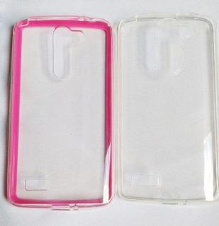 Capa Case LG L Prime D337 Trasparentes