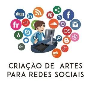 Criação De Arte Para Publicações Em Mídias Sociais