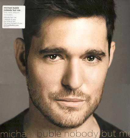 Vinilo - Nobody But Me - Michael Buble
