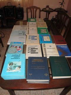 Gran Colección De Libros De Medicina / Enfermería
