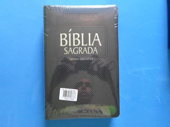 Bíblia Sagrada Letra Gigante Almeida Ra 14,3 X 21,2 X 3,2
