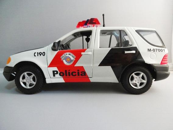 Miniatura Policia Militar São Paulo Escala 1:24