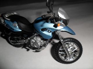 Miniatura Moto F 650gs Fresh Metal Azul