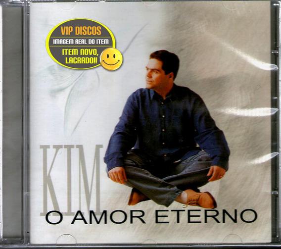 Cd Kim O Amor Eterno Vocalista Banda Catedral - Novo Lacrado