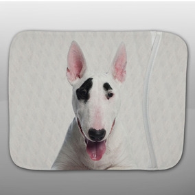 Case iPad Cachorro Bull Terrier Pirata
