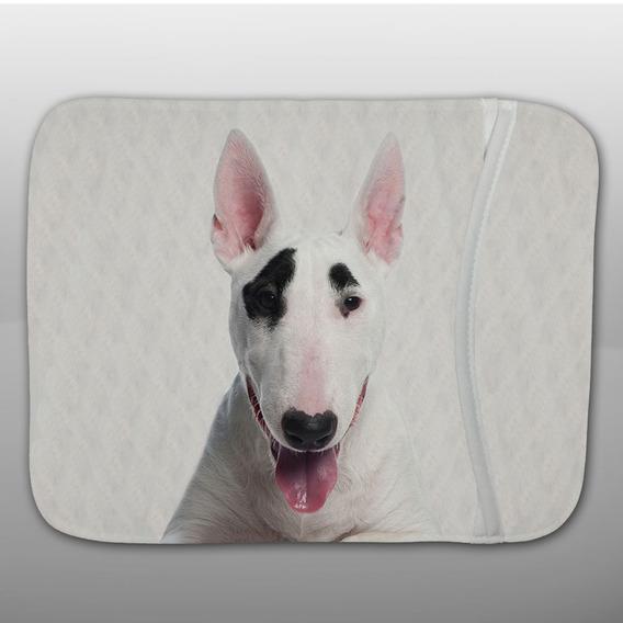 Case iPad Cachorro Bull Terrier Pirata