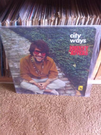 Lp Johnny Rivers City Ways - Casadorock82