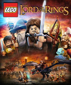 Lego The Lord Of The Rings - Ps3 (digital)