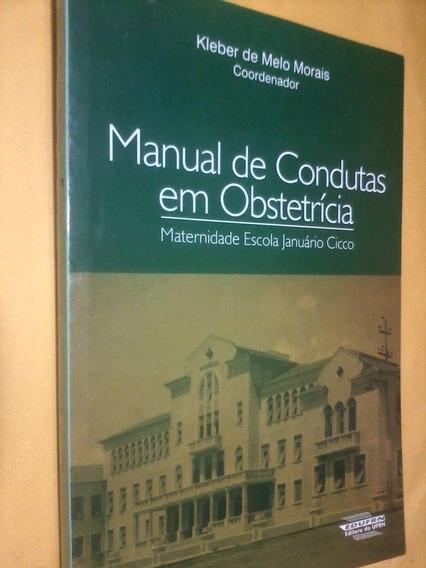 Lmds0001 - Livro - Manual De Condutas Em Obstetrícia