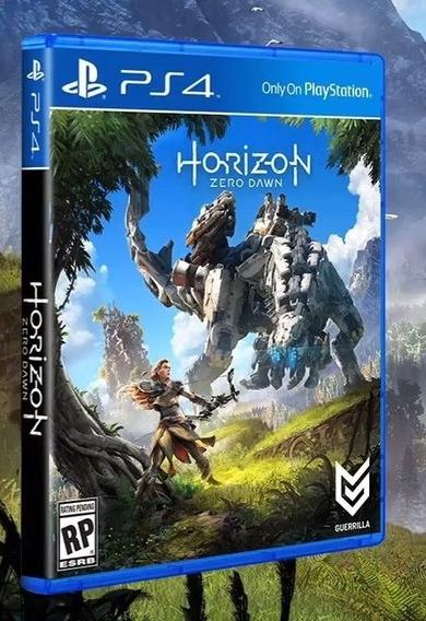Horizon Zero Dawn Ps4 Original 1