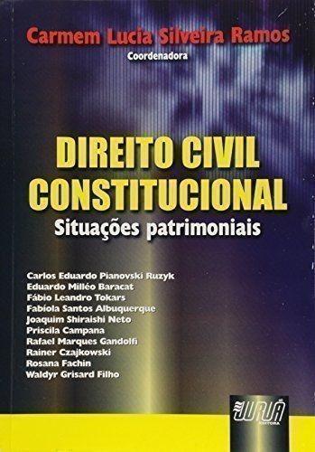Direito Civil Constitucional Situações Patrimoniais