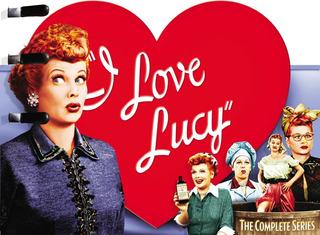 Dvd Box I Love Lucy - Série Dublada ( 12 Dvds )