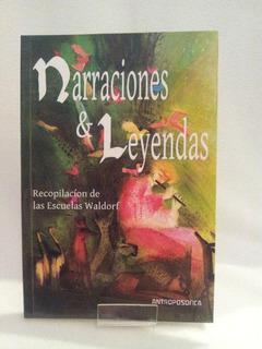 Libro Narraciones Y Leyendas Antroposófica A E. Reinhardt