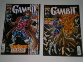 Gambit Dos X-men - Miniserie 2 Ediçoes