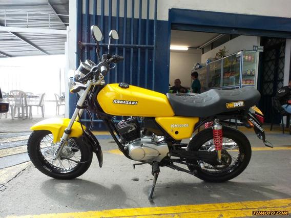 Kawasaki Kh 100 Kawasaki