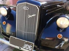 Ford Anglia - Joia Inglesa - Placa Preta