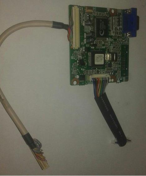 Monitor Lg Flatron L1750s Placa Lógica P/n:l15xx/17xx