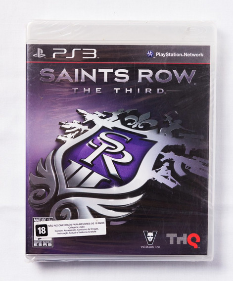 Saints Row The Third - Lacrado