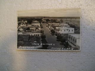 Cartão Postal - Vista Da Cidade De Pirapora - Minas Gerais