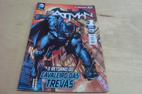 Panini Batman Novos 52 1 2012 /