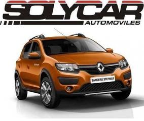 Renault Sendero Stepway Entrega Inmediata!!! Solycar