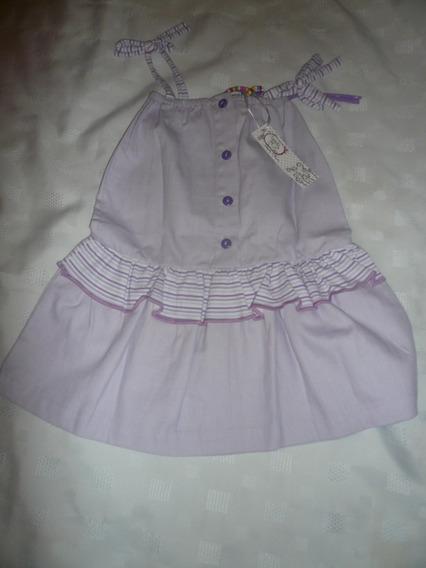 Vestido Nena Talle 2 Y 10