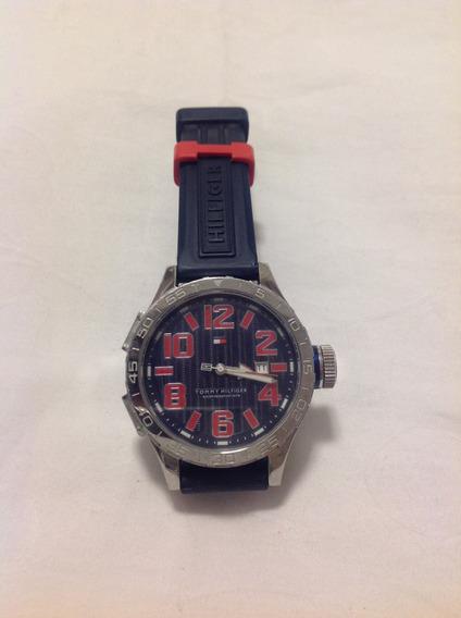Relógio Tommy - Pulseira De Borracha - 104.1.14.0888